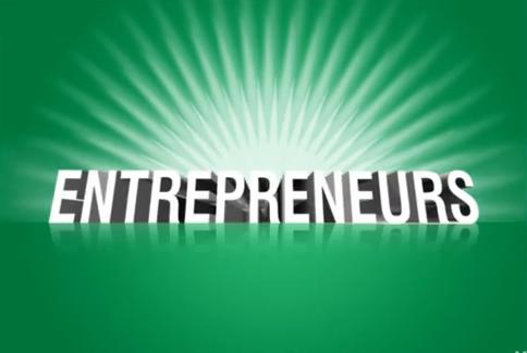 Entrepreneurs can change the world. So says this video.