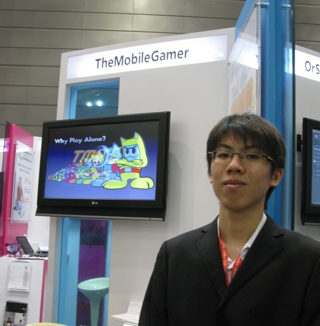 Vincent from TheMobileGamer