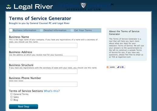 Legal River