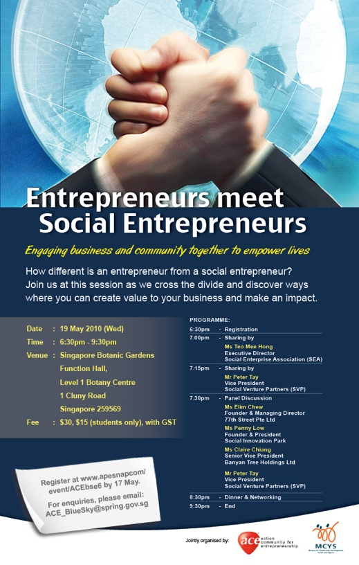 ACE social entrepreneurship