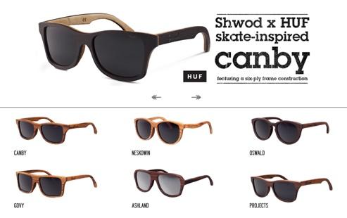 shwood eyewear made with handcrafted wood upstarts