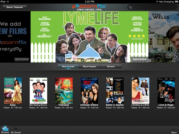 free movie online for iphone