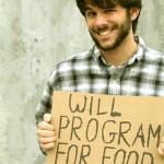 startup code program food