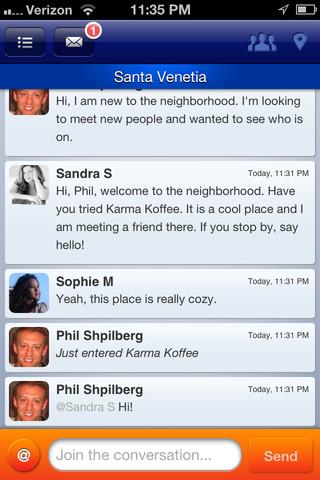 City Chatter screenshot