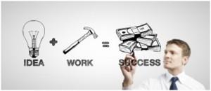 idea work success