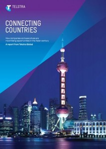 telstra connecting countries