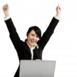 successful businesswoman 260x230