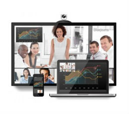 bluejeans videoconference 260x230