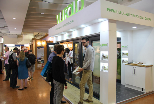 vufold exhibition