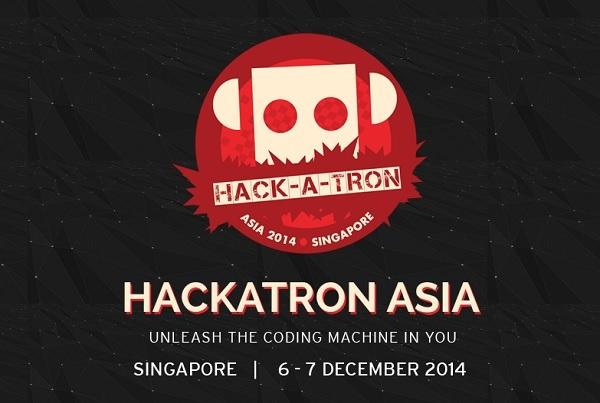 hackatron asia singapore 2014
