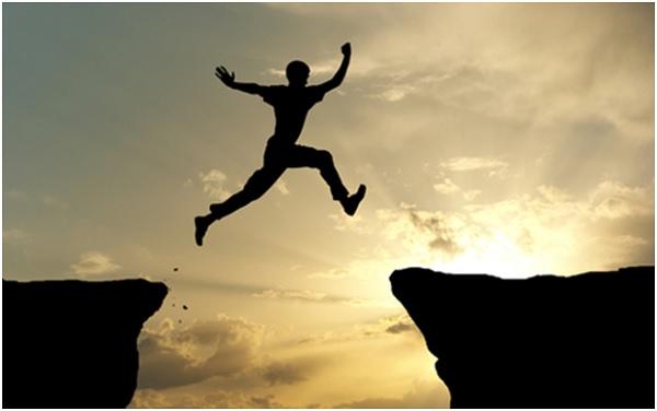 leap jump