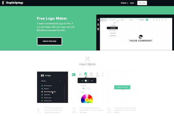 Free Logo Maker Design Your Logos with Logo Generator Online