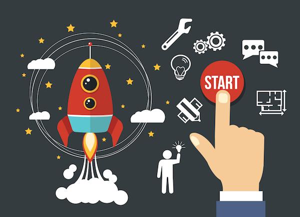 Rocket - Start