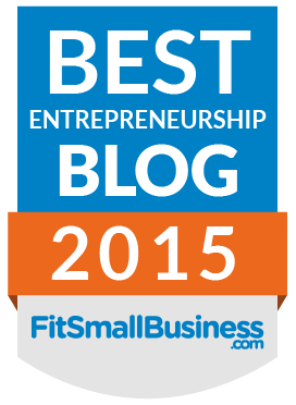 FitSmallBusiness.com Best Small Business Blogs of 2015