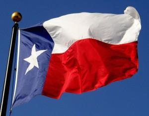 austin texas flag