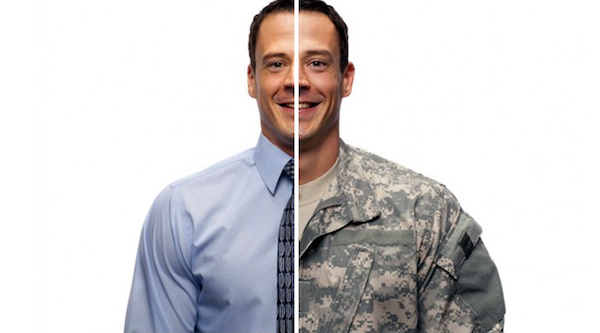 military veteran career