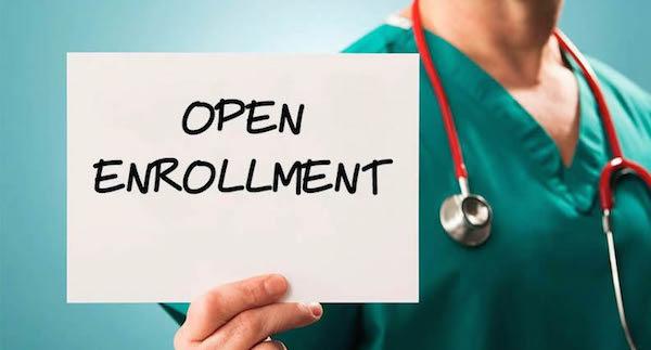 open enrollment insurance