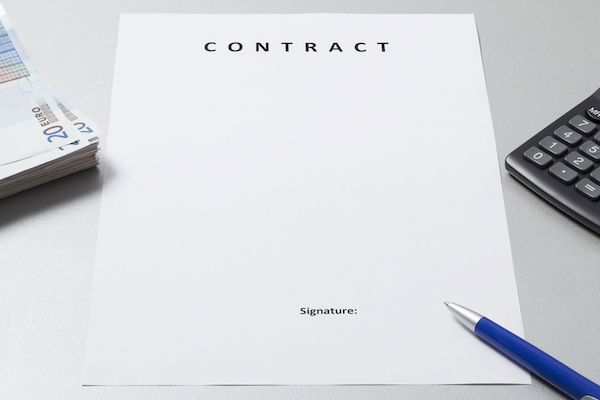 contract shutterstock