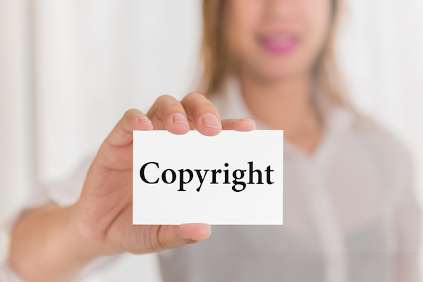 copyright intellectual property rights