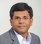 Raj Narayanaswamy Headshot