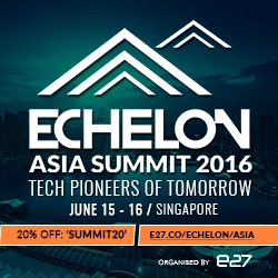 Echelon Asia Summit 2016