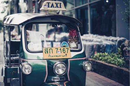 taxi tuktuk