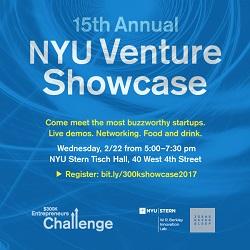 NYU Showcase 2017
