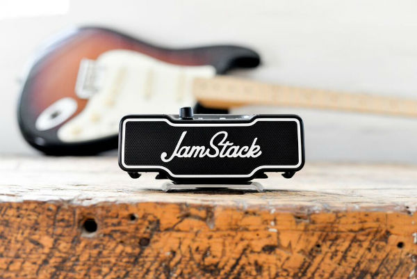 JamStack with guitar