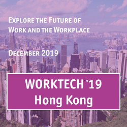 WORKTECH19 Hong Kong