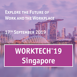 WORKTECH19 Singapore