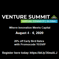 Venture Summit Virtual Connect 2020