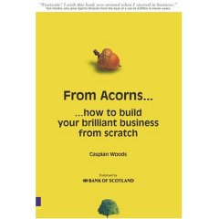 Acorns by Caspian Woods
