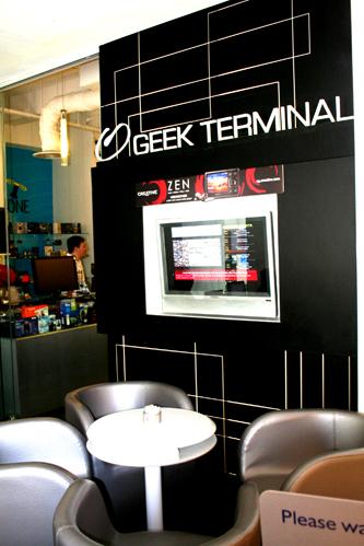 geek terminal