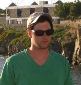 Jeremy Parker, founder of VoteForArt.com.