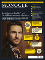 Monocle's Issue 28.