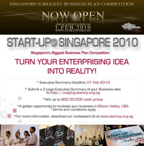 Startup@Singapore