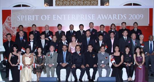 SOE Awardees 2009