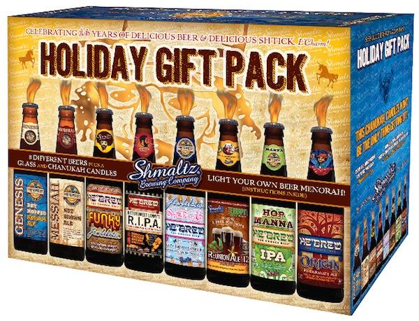 shmaltz holiday pack