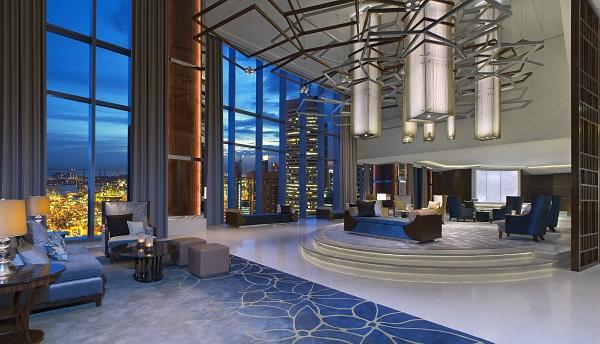 The Westin Singapore - Hotel Lobby