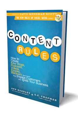Content Rules book