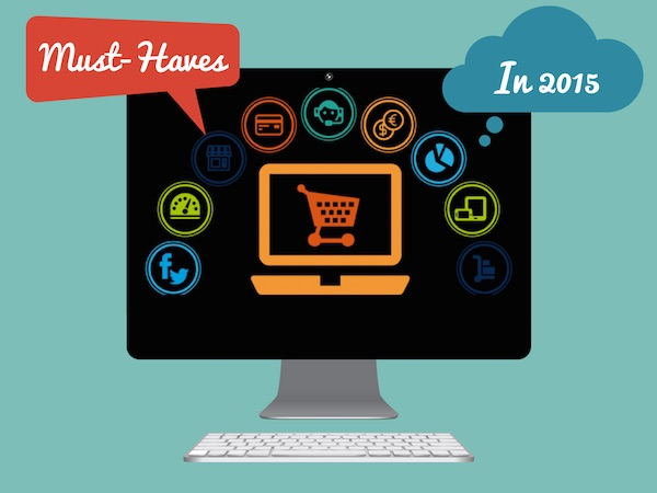must have online ecommerce 2015