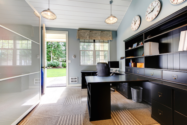 5 Steps To Designing A Productive Home Office - Young Upstarts  Young Upstarts