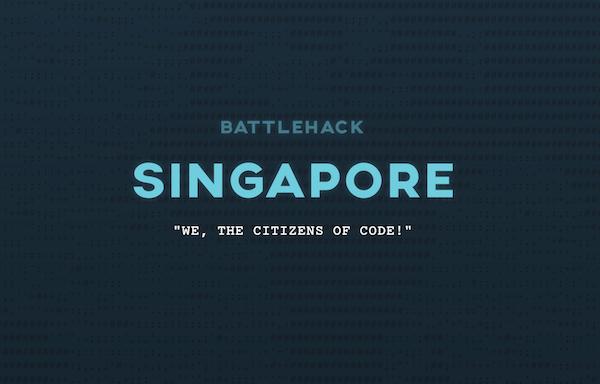 Battlehack Singapore 2015