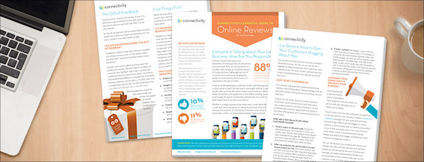 Connectivity Essential Guide To Online Reviews