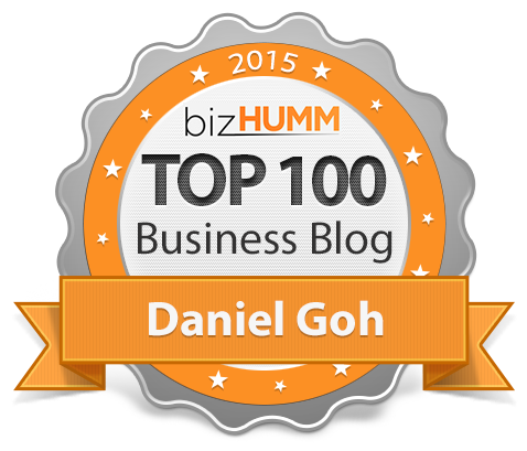 bizHumm's top 100 business bloggers