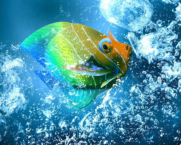 fish water shutterstock