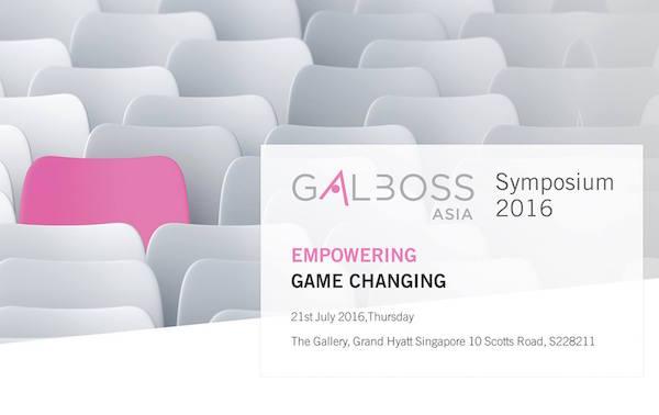 galboss asia symposium 2016