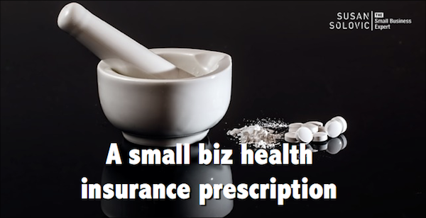 small biz health insurance prescription