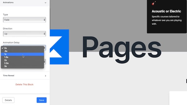 Kajabi Pages
