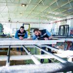 aluminium joinery business